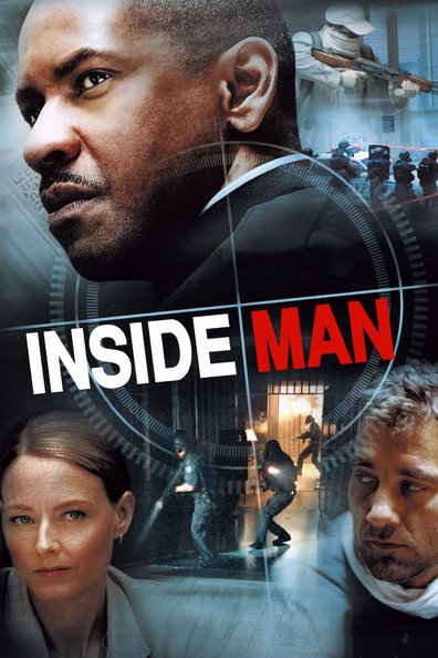 Movies Inside Man poster