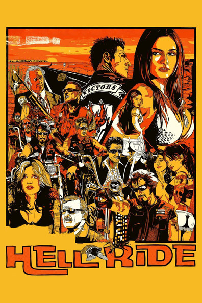 Movies Hell Ride poster