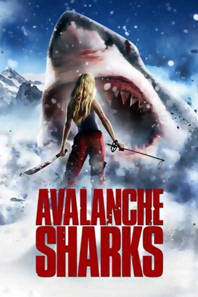 Avalanche Sharks cast, synopsis, trailer and photos.