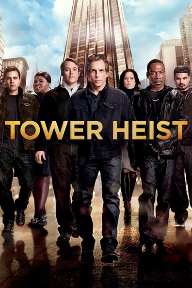 Movies Tower Heist poster