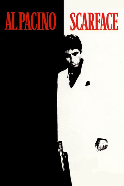 Movies Scarface poster