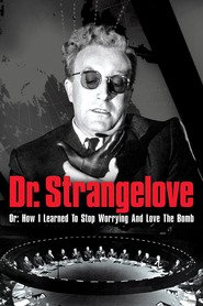 Dr. Strangelove or: How I Learned to Stop Worrying and Love the Bomb is similar to Der veruntreute Himmel.