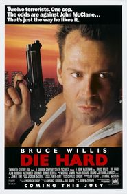 Die Hard is similar to The Last Witch Hunter.
