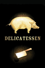 Delicatessen is similar to The Godfather.