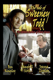 The Tale of Sweeney Todd is similar to Staying Alive.