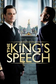 The King's Speech is similar to The Martian.