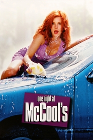 One Night at McCool's is similar to What's Up, Tiger Lily?.