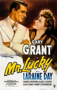 Mr. Lucky is similar to Casino Royale.
