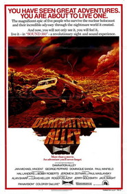 Damnation Alley is similar to Stardust Memories.