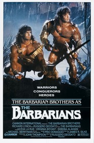 The Barbarians is similar to Ostorojno, modern! 2004.