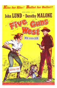 Five Guns West is similar to The Inhabitants.