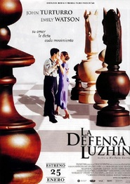 The Luzhin Defence is similar to Son of the Dragon.
