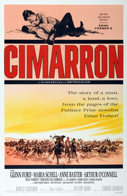 Cimarron is similar to Hands of Stone.