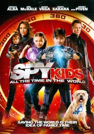 Spy Kids: All the Time in the World in 4D is similar to Effi Briest.