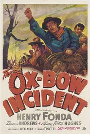 The Ox-Bow Incident is similar to El sordo.