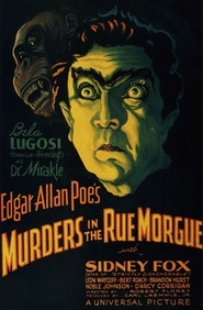 Murders in the Rue Morgue is similar to Dorogi.