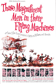 Those Magnificent Men in Their Flying Machines or How I Flew from London to Paris in 25 hours 11 minutes is similar to German Angst.