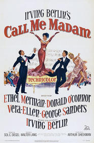 Call Me Madam is similar to Enklava.
