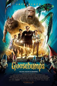 Goosebumps is similar to The Unnamed Woman.