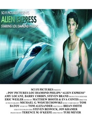 Alien Express is similar to Mountains of the Moon.