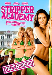 Stripper Academy is similar to The Dark Knight.