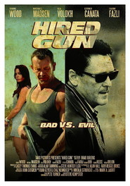Hired Gun is similar to Cool Blue.