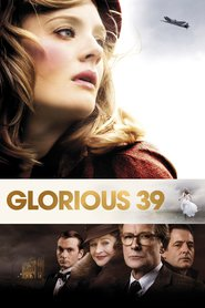 Glorious 39 is similar to Only Lovers Left Alive.
