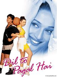 Dil To Pagal Hai is similar to Pit Stop.