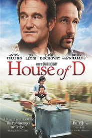 House of D is similar to The Ninth Gate.