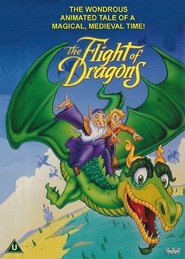 The Flight of Dragons is similar to Le père Noël.