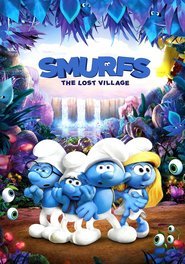 Best animated film Smurfs: The Lost Village images, cast and synopsis.