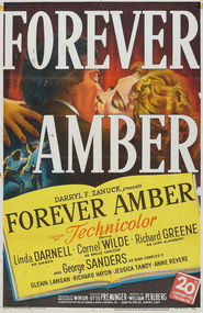 Forever Amber is similar to The Redwood Massacre.