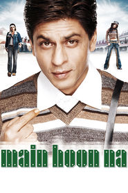 Main Hoon Na is similar to The Magic of Hollywood... Is the Magic of People.