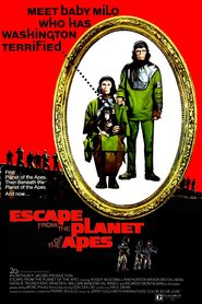 Escape from the Planet of the Apes is similar to Coogan's Bluff.