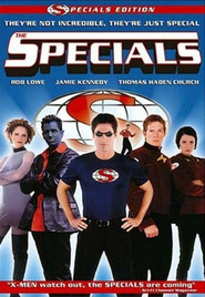 The Specials is similar to The Librarians.