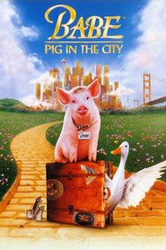 Babe: Pig in the City is similar to Rush Hour 2.