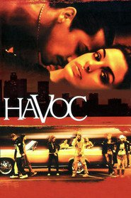 Havoc is similar to Swimming with Sharks.