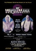 Movies WrestleMania 2 poster