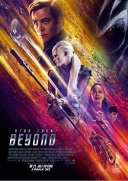 Movies Star Trek Beyond poster