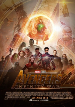 Avengers: Infinity War. Part I images, cast and synopsis