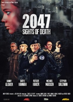 2047: Sights of Death cast, synopsis, trailer and photos.