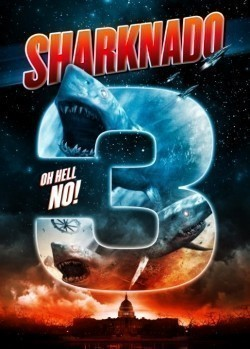 Sharknado 3: Oh Hell No! cast, synopsis, trailer and photos.