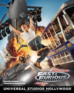 Movies Fast & Furious: Supercharged poster
