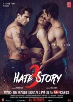 Movies Hate Story 3 poster