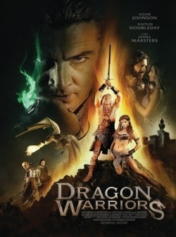 Movies Dragon Warriors poster