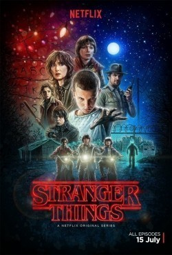 Best TV series Stranger Things images, cast and synopsis.