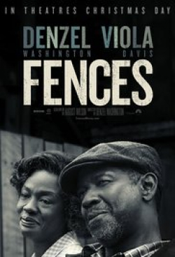 Movies Fences poster