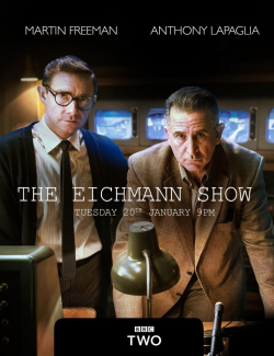 Movies The Eichmann Show poster
