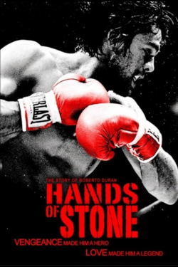 Movies Hands of Stone poster