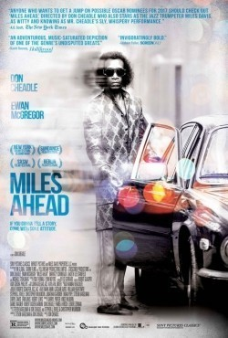 Movies Miles Ahead poster